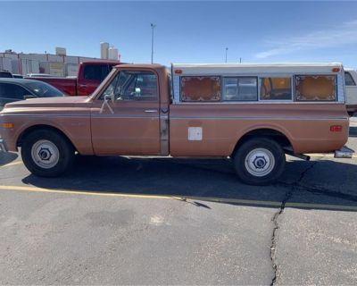 1972 Chevrolet C/K 2500