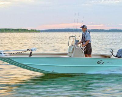 2022 G3 BAY 17 Aluminum Fish Boats Kenner, LA