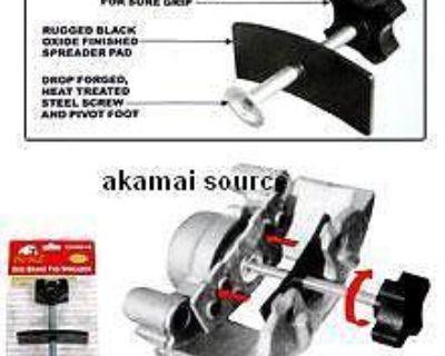 Disc Brake Caliper Piston Compressor Pad Spreader New Automotive Tools