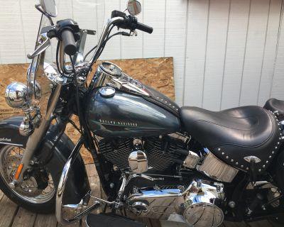 2015 Harley-Davidson HERITAGE SOFTAIL CLASSIC