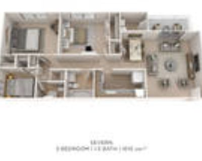 Villages at Montpelier Apartment Homes - Three Bedroom 1.5 Bath