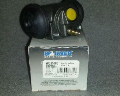 Drum Brake Wheel Cylinder Rear Wagner Wc51088