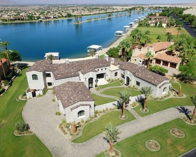 Shadow Lake - An Exclusive Lakefront Estate - Indio