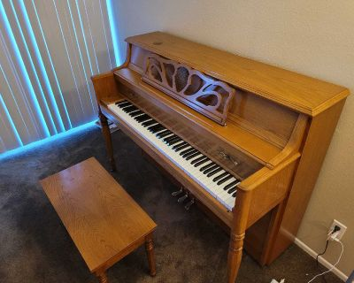 KAWAI PIANO ACOUSTIC UPRIGHT