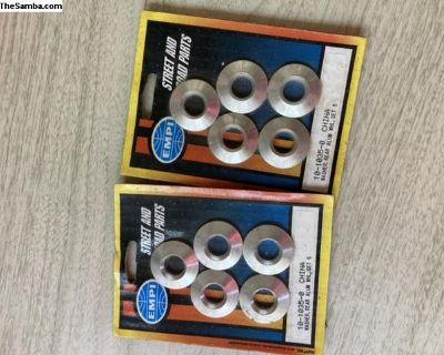 Brand New sealed alum wheel washers