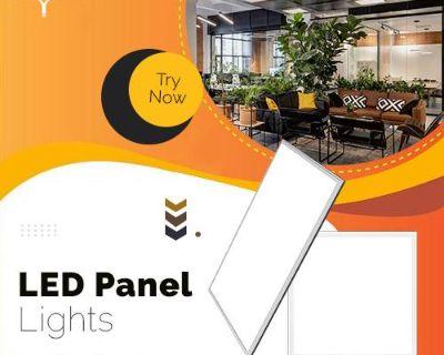 Buy Now LED Panel Lights For Office Lighting