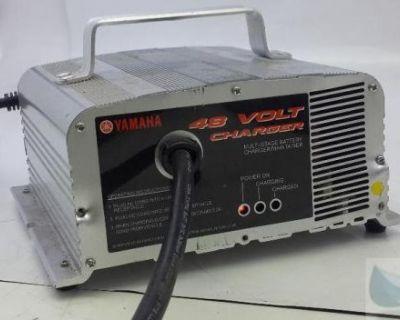 Yamaha Jw9-82107-02 48v Golf Cart Battery Charger
