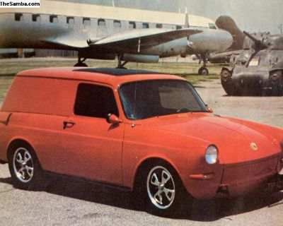 [WTB] Looking for this Squareback-the hunt goes on