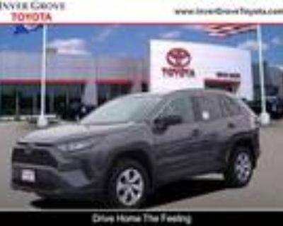 2021 Toyota RAV4 Gray