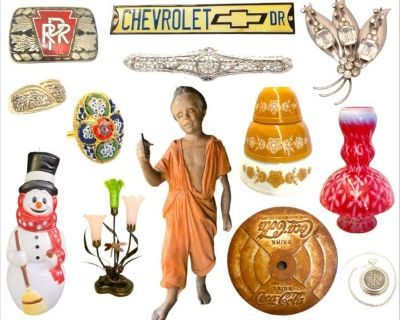Sizzlin' Summer Treasure Auction (P609)