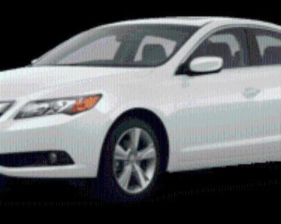 2013 Acura ILX Premium Package