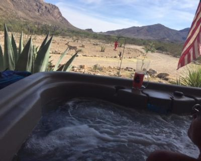 Bring your camera and get ready to relax! Drive or Fly-in! The choice is yours. - Terlingua
