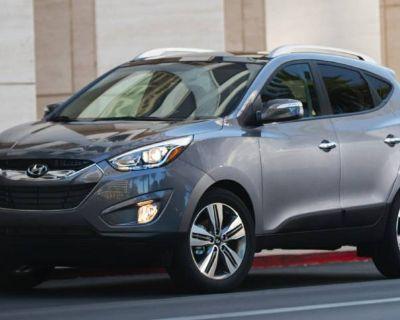 2014 Hyundai Tucson Walking Dead Edition