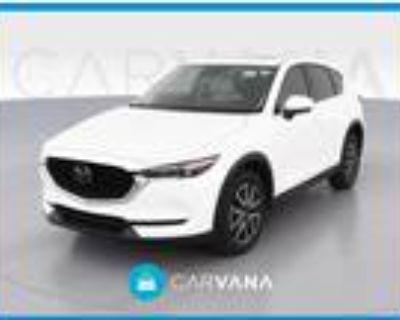 2018 Mazda CX-5 White, 9K miles