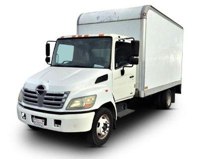 2008 HINO 185 Box Trucks, Cargo Vans Truck