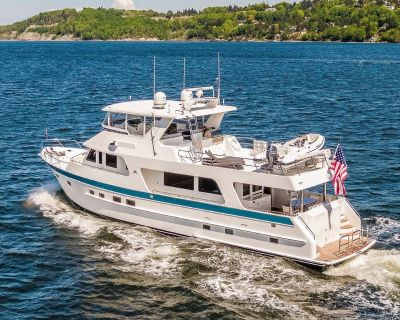 2022 70' Outer Reef Yachts 700 MY