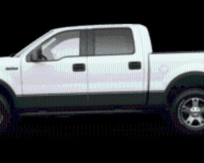 2006 Ford F-150 King Ranch SuperCrew 5.5' Box 4WD