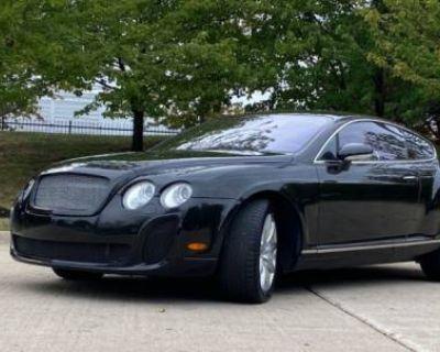2005 Bentley Continental GT W12