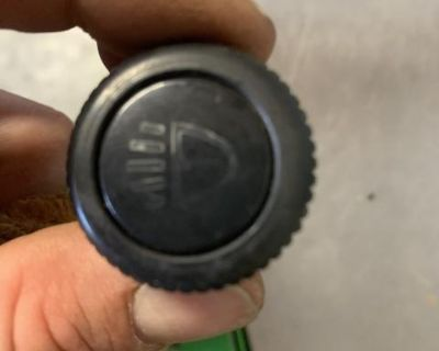 113941541 headlight knob