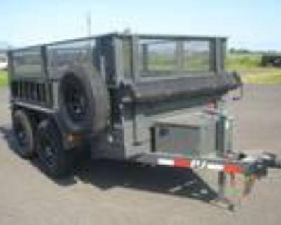 2022 PJ Trailers Dump D5 5' X 10' 10K