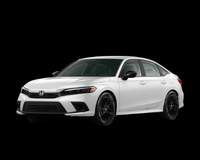 New 2022 Honda Civic Sport