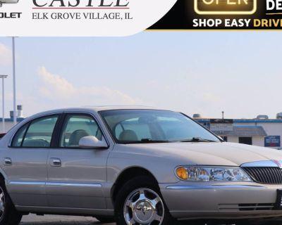 2002 Lincoln Continental Standard