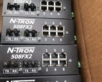 FS/FT Industrial Ethernet switches for sale or trade