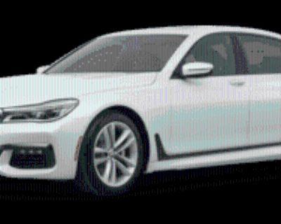 2017 BMW 7 Series 750i xDrive
