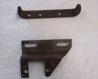 Chevy Sbc Gm Alternator Brackets Original J10583