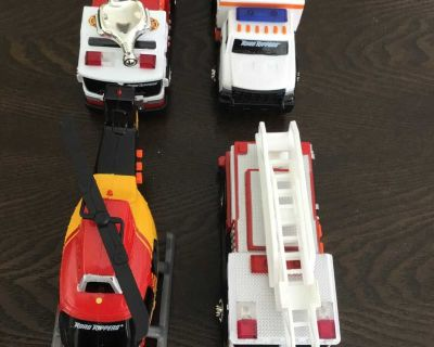 4 battery operated cars