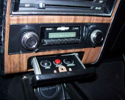 1967 1968 Camaro Firebird Ash Mounted Nitrous Oxide Switch Panel