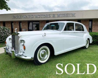 1962 Rolls-Royce Phantom