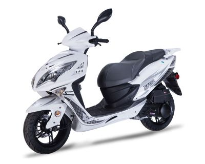 2021 Wolf Brand Scooters Wolf EX-150 Scooter New Haven, CT