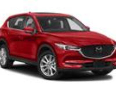 2021 Mazda CX-5 Red