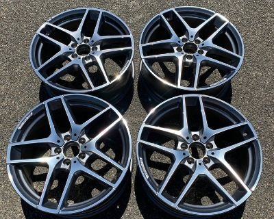 "Mercedes GLC AMG 19"" Wheel Rim Set Genuine OEM"