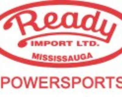 READY POWERSPORTS SALE ON NOW!