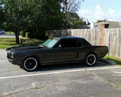 66 Mustang Restomod Daily Coupe