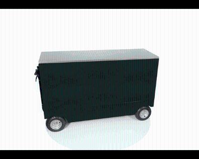 Pit Cart - Trip-G Mobile Tool Cart