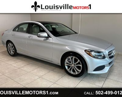 Used 2016 Mercedes-Benz C-Class 4dr Sdn C 300 RWD