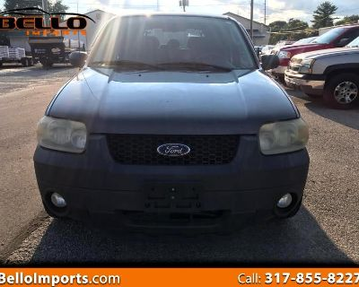 2005 Ford Escape 2WD 4dr I4 Auto XLS