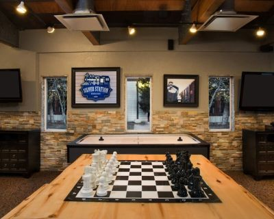 Beautiful 2 Bedroom Marriott Summit Watch Time Share with full Kitchen! - Downtown Park City