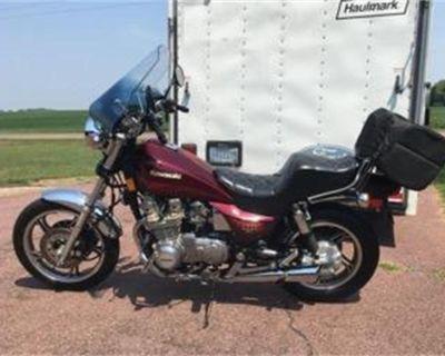 1985 Kawasaki Motorcycle