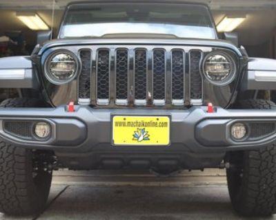 California - Wanted factory plastic rear bumper