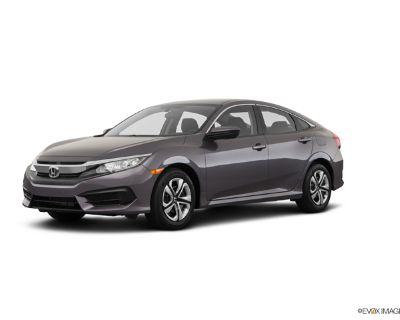 2018 Honda Civic EX Sedan