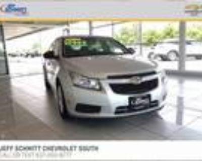 2013 Chevrolet Cruze Silver, 102K miles