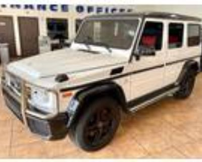 2017 Mercedes-Benz AMG G 63 4MATIC SUV for sale