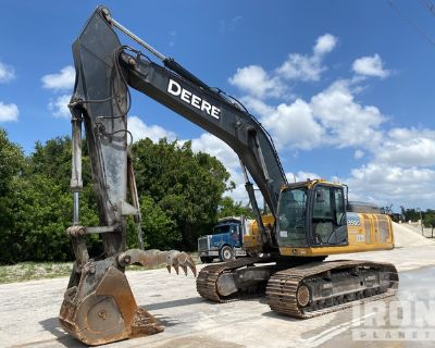 2015 John Deere 350G LC Track Excavator