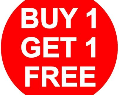 Buy 1 get 1 free - Women s M and L Clothing!