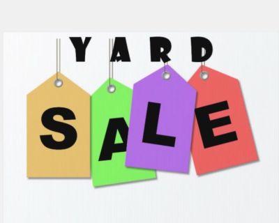 Neighborhood Yard Sale