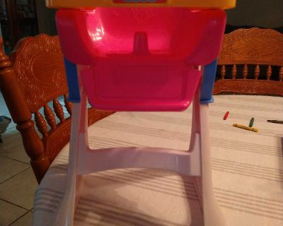 Fisher Price Baby Doll Highchair